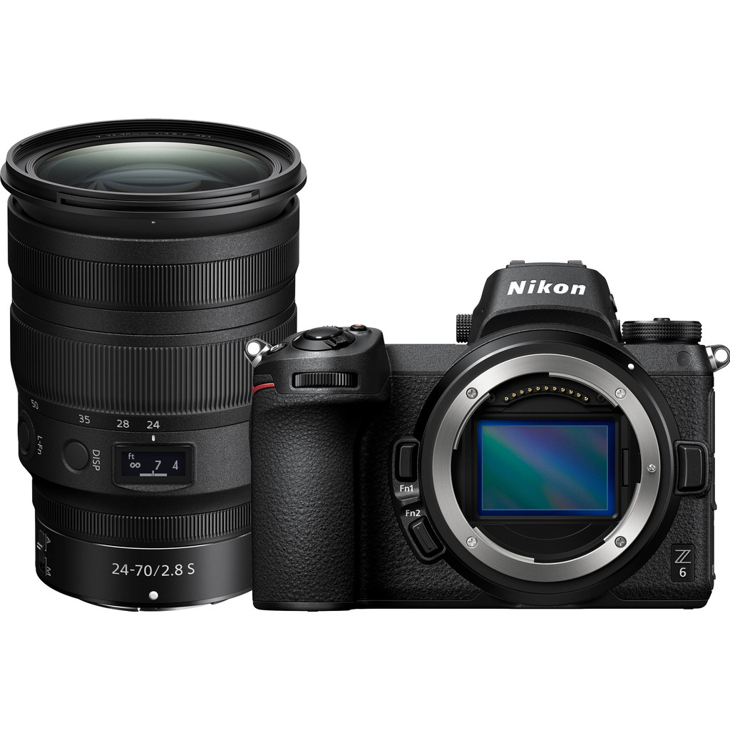 Nikon Z6 + FTZ Adapter + Nikkor Z 24-70mm f/2.8 S bestellen
