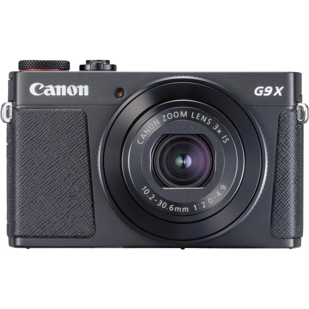 Canon PowerShot G9 X Mark II Zwart bestellen