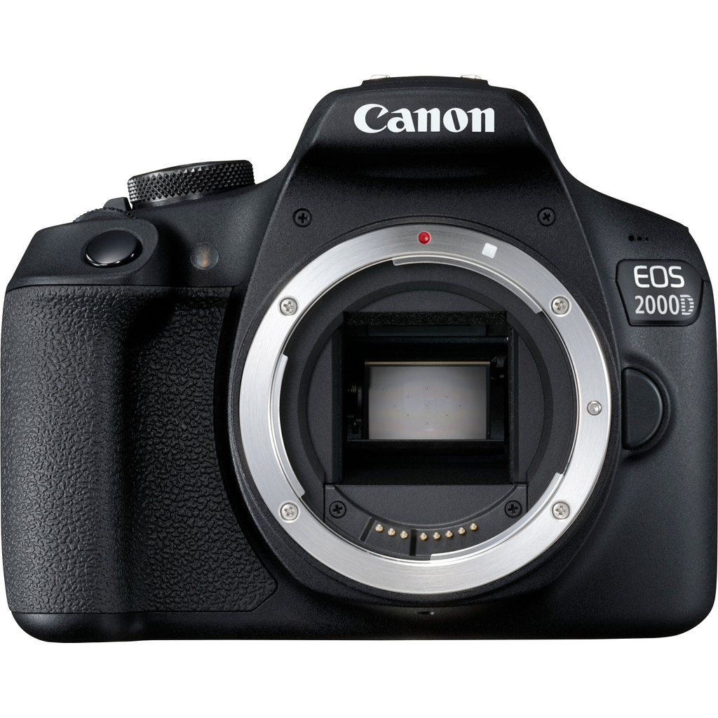 Canon EOS 2000D Body bestellen