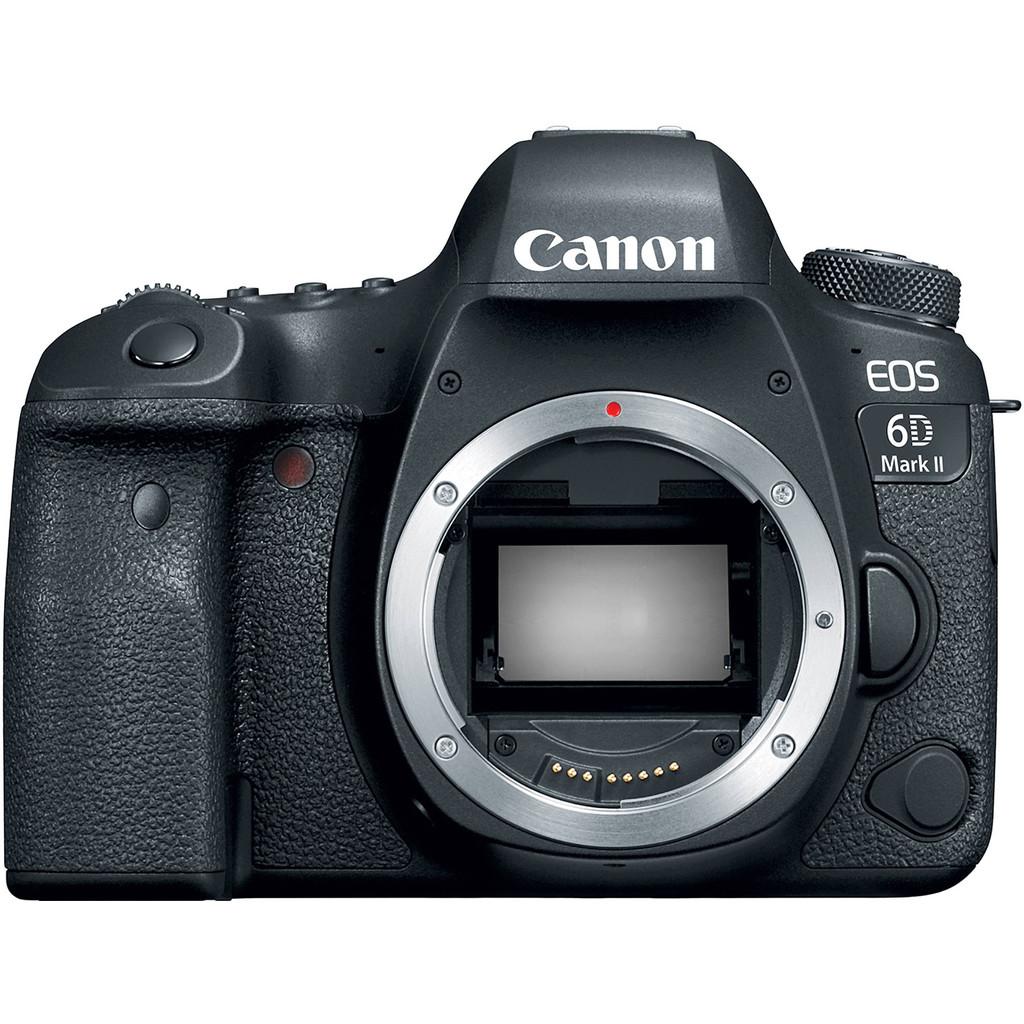 Canon EOS 6D Mark II Body bestellen