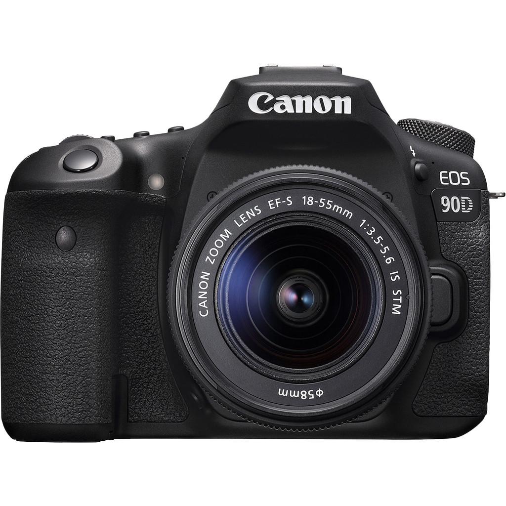 Canon EOS 90D + EF-S 18-55mm f/3.5-5.6 IS STM bestellen