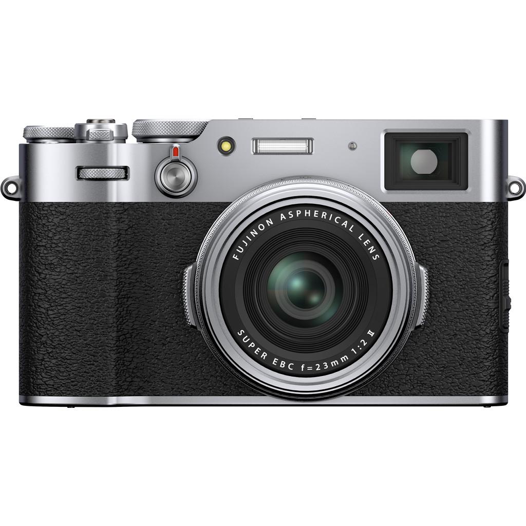 Fujifilm X100V Zilver bestellen