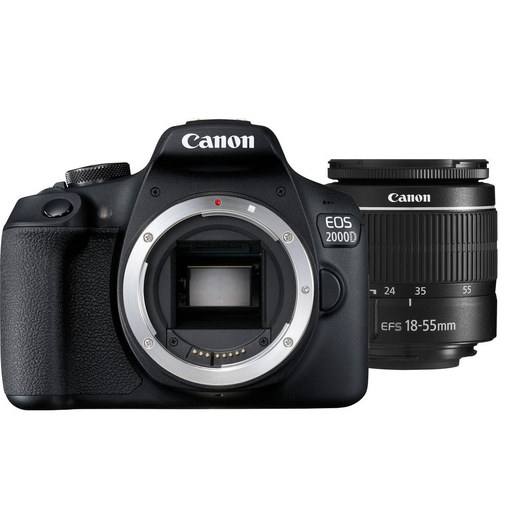 Canon EOS 2000D + 18-55mm f/3.5-5.6 DC III bestellen