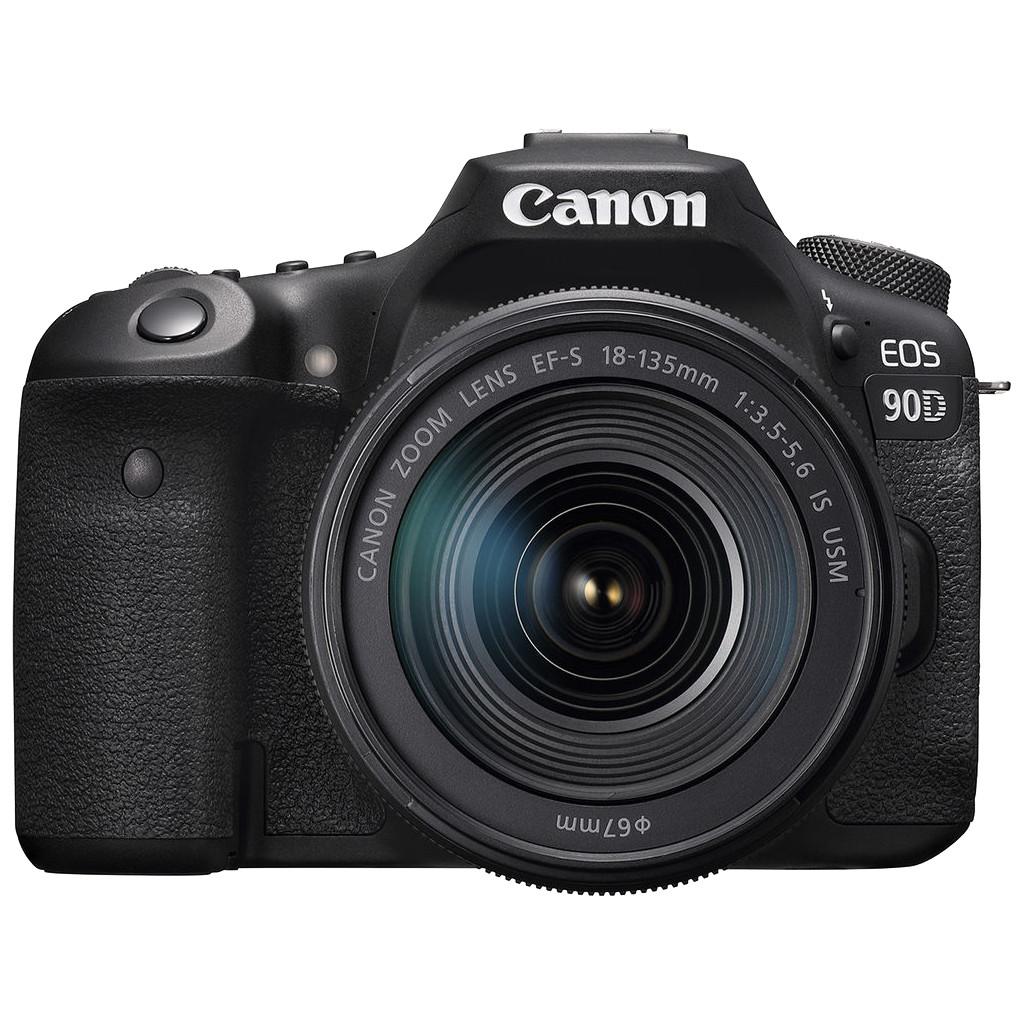 Canon EOS 90D + EF-S 18-135mm f/3.5-5.6 IS USM bestellen