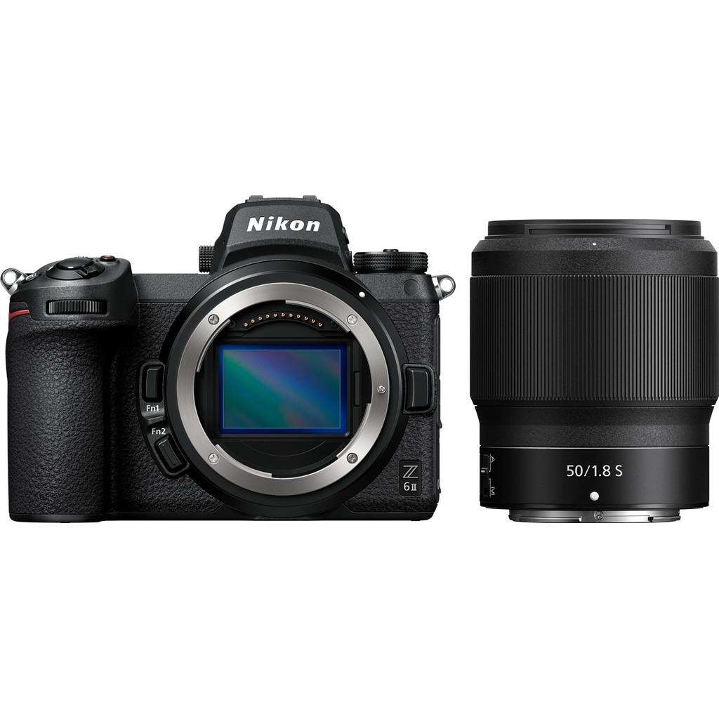 Nikon Z6 II + Nikkor Z 50mm f/1.8 bestellen