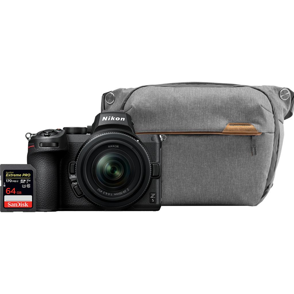 Nikon Z5 Starterskit bestellen