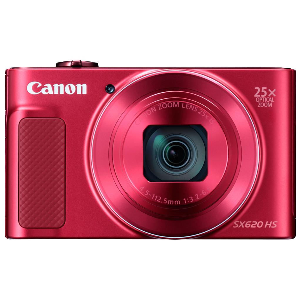 Canon Powershot SX620 HS Rood bestellen